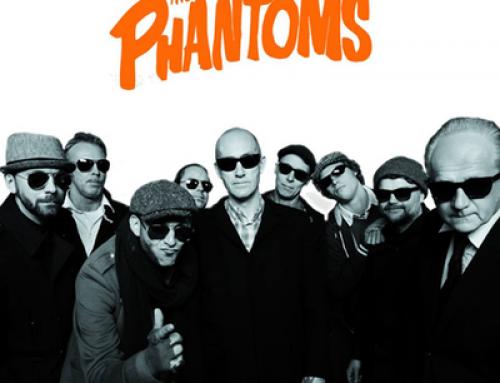 The Phantoms – Gloria Flames 24. mars 2017
