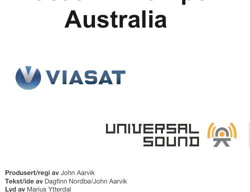 Viasat VM-kamper Australia